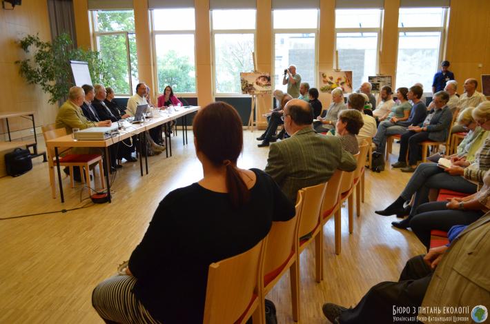 У Відні представлено досвід служіння УГКЦ з метою збереження створіння