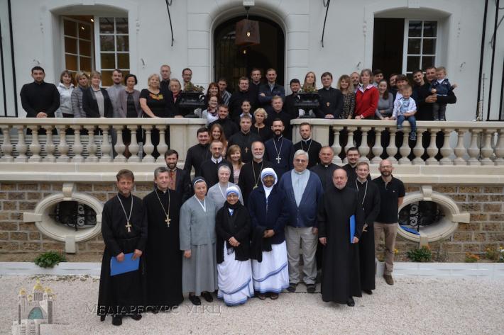 Завершилася чергова сесія Єпархіального собору Паризької єпархії
