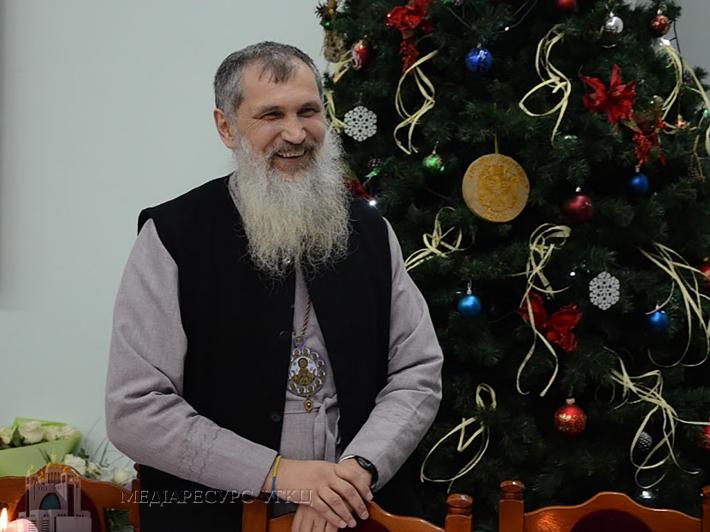 Святкуючи ювілей владики Венедикта (Алексійчука), зібрали стипендіальний фонд для семінаристів