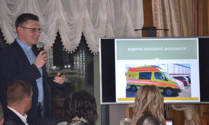 Шпиталь імені митрополита Андрея Шептицького провів галавечерю на підтримку мрій невиліковно хворих дітей