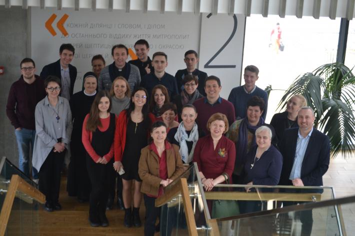 Працівники Патріаршої курії взяли участь у семінарі про захист  від різних видів насильства дітей, неповнолітніх і вразливих осіб