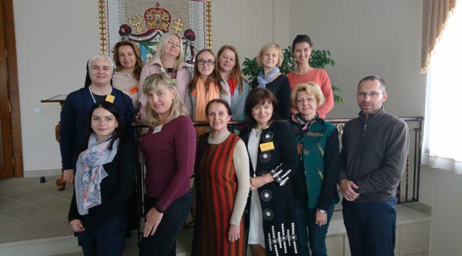 Члени батьківських християнських спільнот обговорили потребу створення всеукраїнського об'єднання