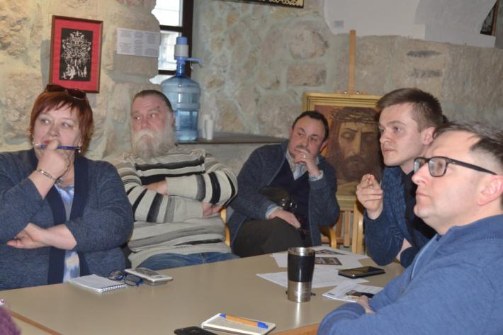 У Львові відбулася друга зустріч робочої групи з підготовки святкування стоп'ятдесятилітнього ювілею о. Климентія Шептицького