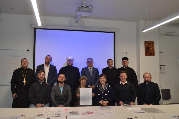 У Львові підписали «Хартію релігійних організацій про надання паліативної допомоги людям старшого віку»