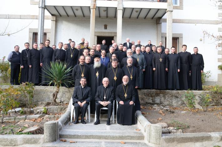 У Мадриді триває третя всецерковна зустріч координаторів програми «Жива парафія»