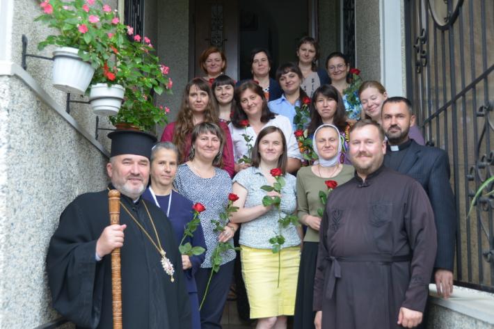 Дружини священиків Коломийській єпархії вперше зустрілися на реколекціях
