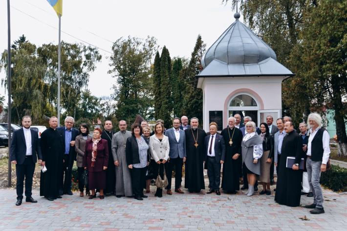 Представники Карітасу Івано-Франківської митрополії зустрілися з партнерами Німеччини