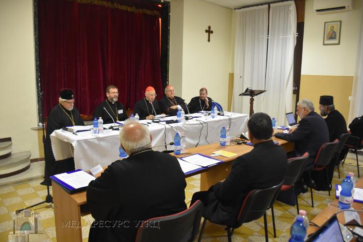Підсумковий комунікат 22-ї Зустрічі східних католицьких єпископів Європи