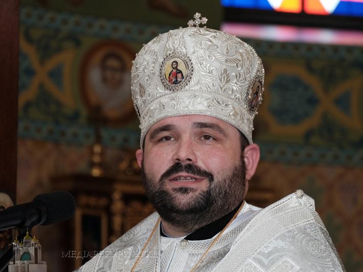 «Дякую владикам, які мене підтримували, розраджували», – владика Петро (Лоза), Єпископ-помічник Сокальсько-Жовківської єпархії