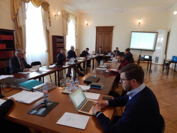 У Перемишлі відбулися збори робочої групи з опрацювання партикулярного права та Канонічного відділу Патріаршої курії УГКЦ