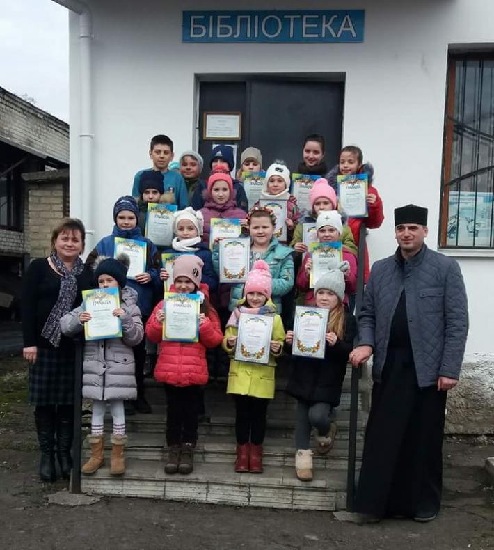 Діти з Дубна читали Шевченка на конкурсі «Мій найулюбленіший вірш»