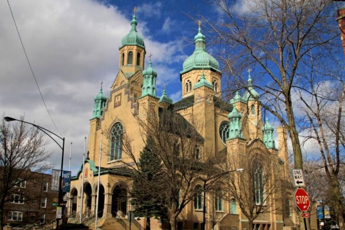 Українська церква потрапила до списку найгарніших будівель Чикаго