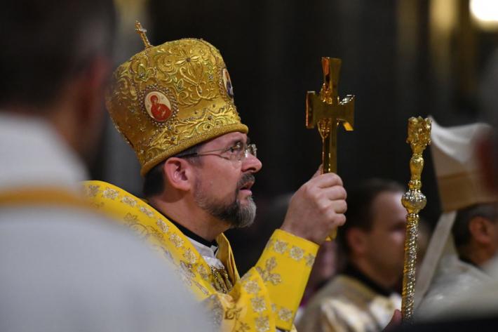 Владика Йосиф Мілян привітав єпископа Богдана Дзюраха з 15-літтям архиєрейської хіротонії
