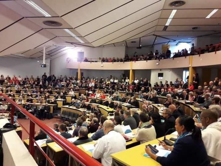 Представники єпархії Святого Володимира Великого в Парижі взяли участь у Конференції французьких єпископів