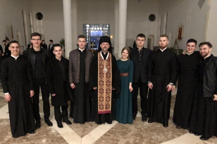 Вечір пам'яті священномученика Омеляна Ковча у Патріаршому соборі Воскресіння Христового УГКЦ