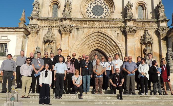 Зарваницю представили на з'їзд ректорів Марійського європейського зв'язку у Фатімі
