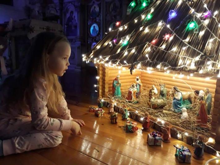 Різдво і діти. Як з дітьми святкувати день народження Ісуса?