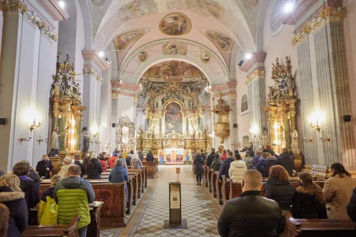 Українці в Угорщині відсвяткували Різдво Христове