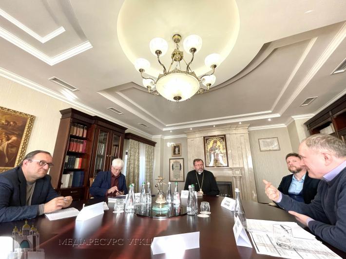Блаженніший Святослав провів зустріч з провідними науковцями і філософами