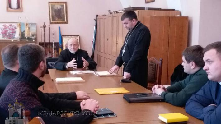 Про душпастирство родин говорили Сокальсько-Жовківської єпархії
