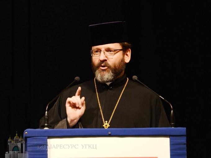 «Солідарність є тією силою нашого народу, яка дозволила протистояти російській агресії», — Глава УГКЦ до єпископів Європи