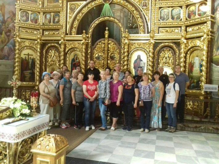 Медики з Харкова пройшли реабілітацію в Гошівському монастирі