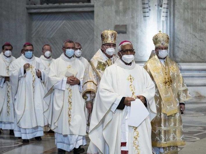 Глава УГКЦ: «Воскресіння Церкви в Україні – свідчення надії для Європи»