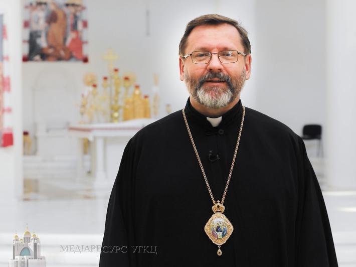 Глава УГКЦ привітав українців Бразилії з трьома ювілейними датами