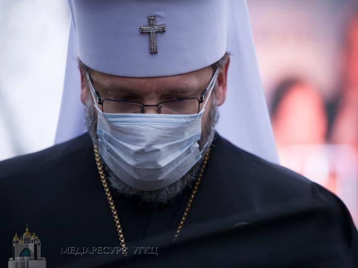 «Дотримання карантинних норм – співдія для спільного блага», – Блаженніший Святослав у спецефірі про Covid-19