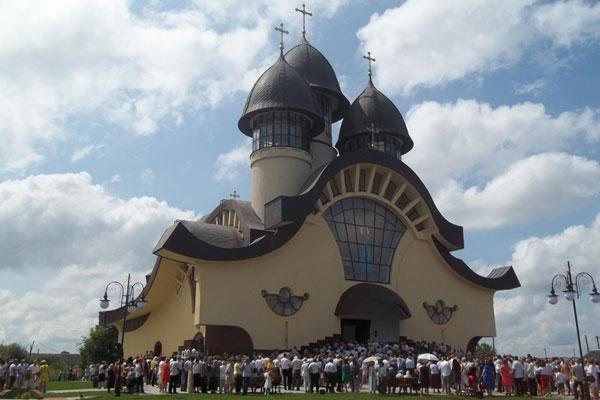 Храм у Стрийській єпархії отримав нагороду на Міжнародному будівельному конкурсі