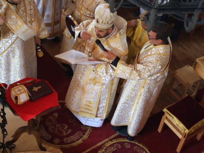 Владика Григорій Комар освятив перший в Україні храм Святого Івана Боско