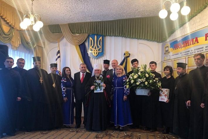 Людиною року на Тернопільщині став митрополит УГКЦ Василь Семенюк