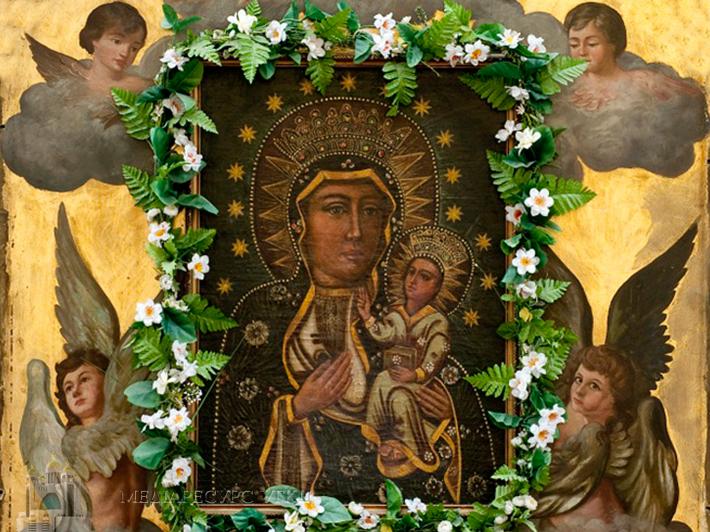 Чернівецька чудотворна ікона отримала особливий статус від Папи