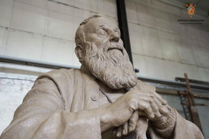 Глава УГКЦ відкриє перший у світі пам'ятник Блаженнішому Любомирові Гузару
