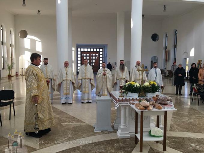 У Патріаршому соборі вшанували пам'ять митрополита Андрея Шептицького