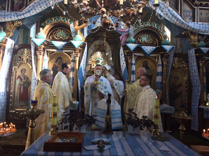 Мощі святого апостола Петра привезли на Сколівщину