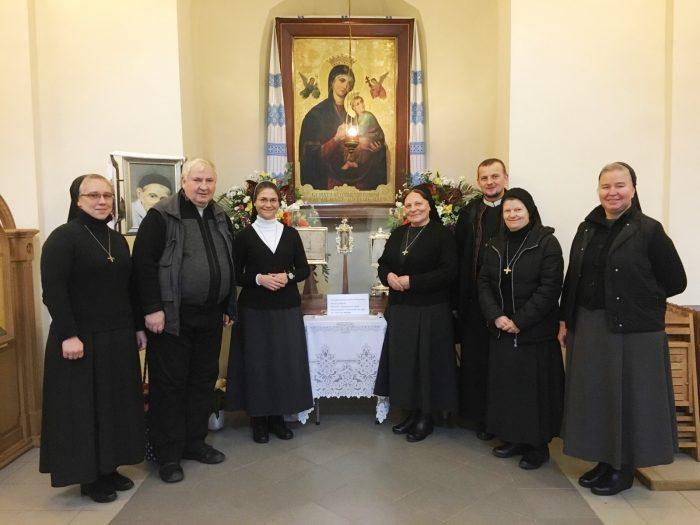 До Львова привезли мощі св. Вікентія де Поля