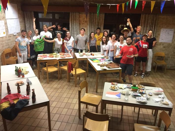 Аніматори гімназії Шептицьких зі Львова відвідали літню школу аніматорів у Бельгії