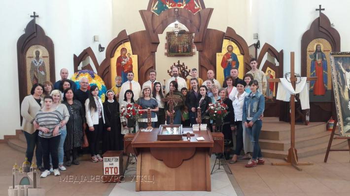 Для представників парафій Стрийщини провели біблійний курс «Емаус»