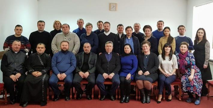 Активізація соціального служіння в УГКЦ: другий рік реалізації стратегії