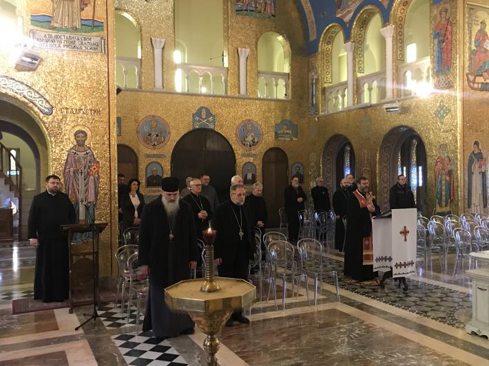 У Римі проходять річні загальні збори товариства «Свята Софія»