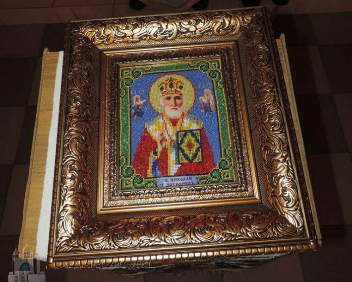 В Івано-Франківську в`язні отримали дарунки від святого Миколая