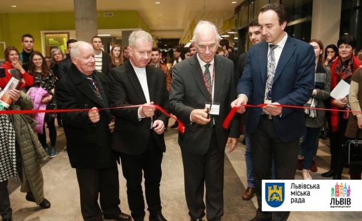 В УКУ відкрили перший в Україні віртуальний музей класичної музики і бібліотеку Вольфа