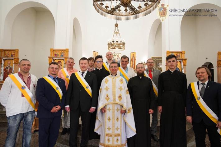 «Лицарів Колумба» в Україні надали стипендії для семінаристів Київської семінарії