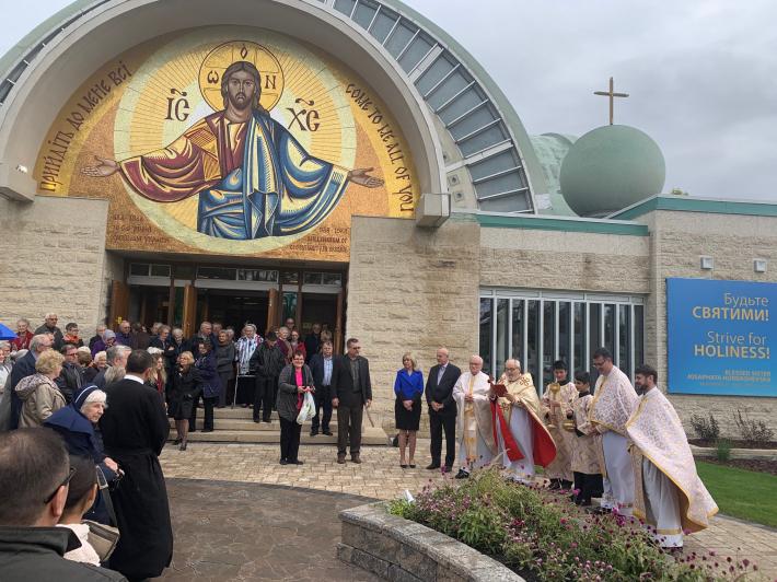 «Ви є жива парафія, яка запрошує до преображення», - владика Лавренцій Гуцуляк