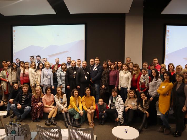 У Львові відбувся восьмий Всеукраїнський форум «Соціальне служіння для дітей і сімей»
