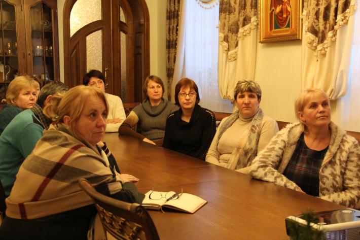 Члени кооперативу «Покрова» в Зарваниці переймали досвід соціального підприємництва