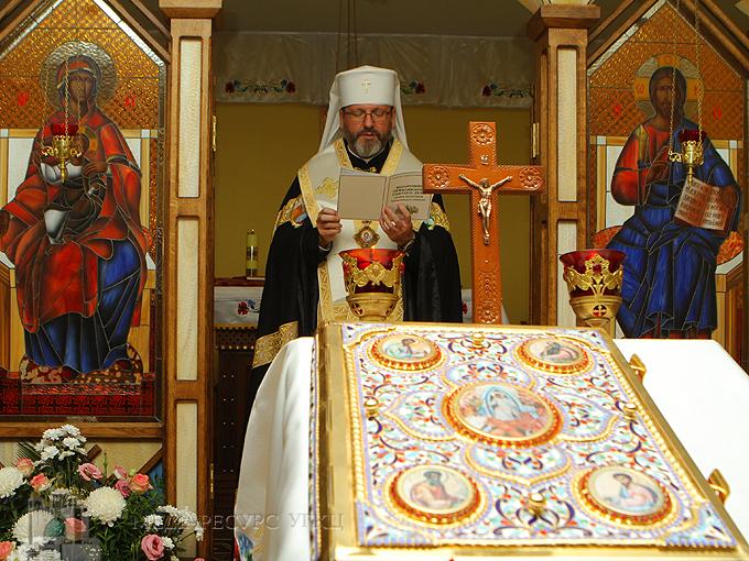 Члени Синоду Єпископів УГКЦ помолилися до Святого Духа та склали присягу