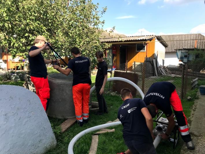 Мальтійська служба допомоги за підтримки агентства USAID продовжує допомагати постраждалим від повеней в Івано-Франківській області