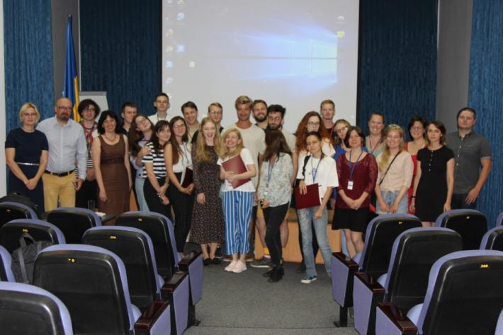 В УКУ проходить IV Міжнародна школа мультимедійної журналістики